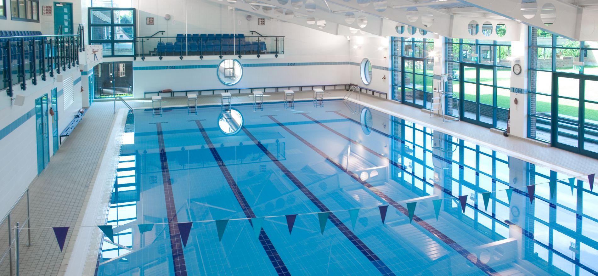 swimming pool at maltmans green school