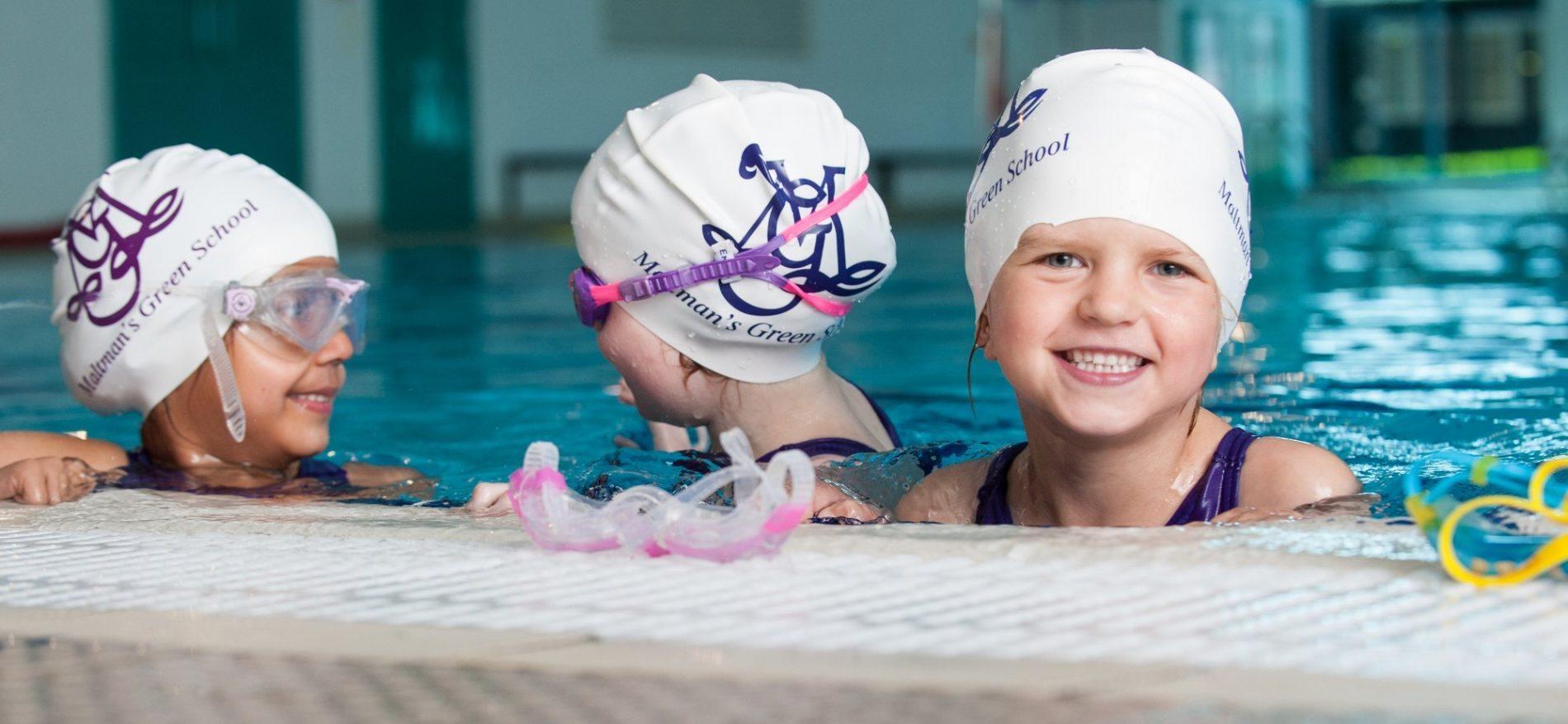 Swimming Facilities at Private School