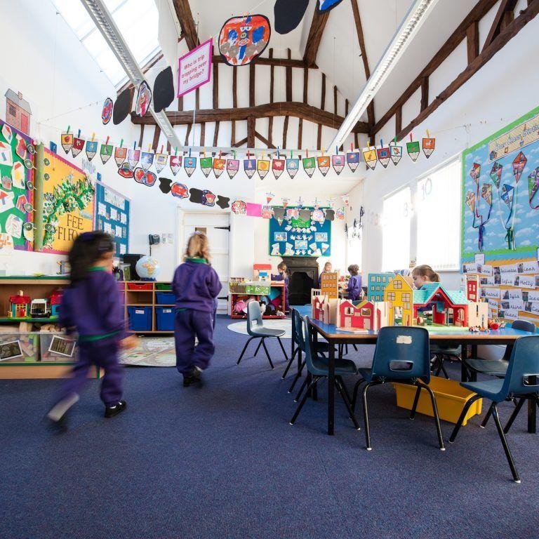 early years classroom