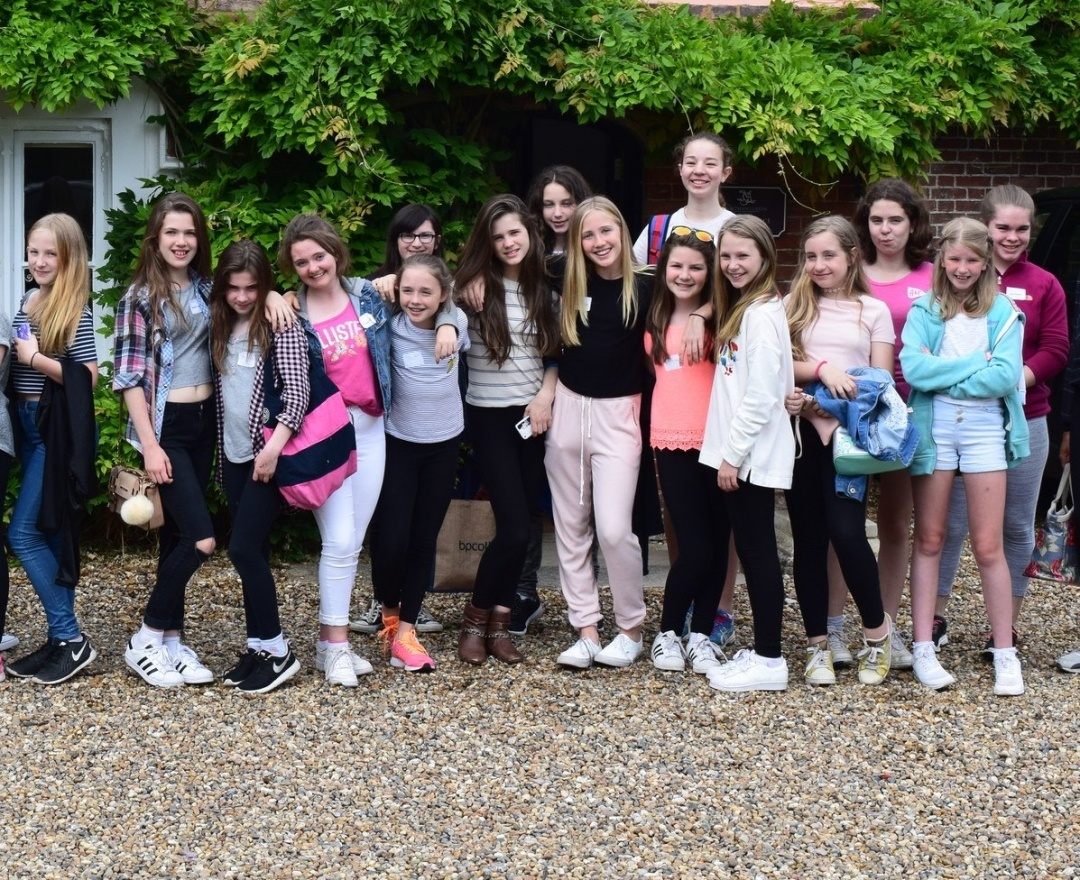 Maltman's Green School Students