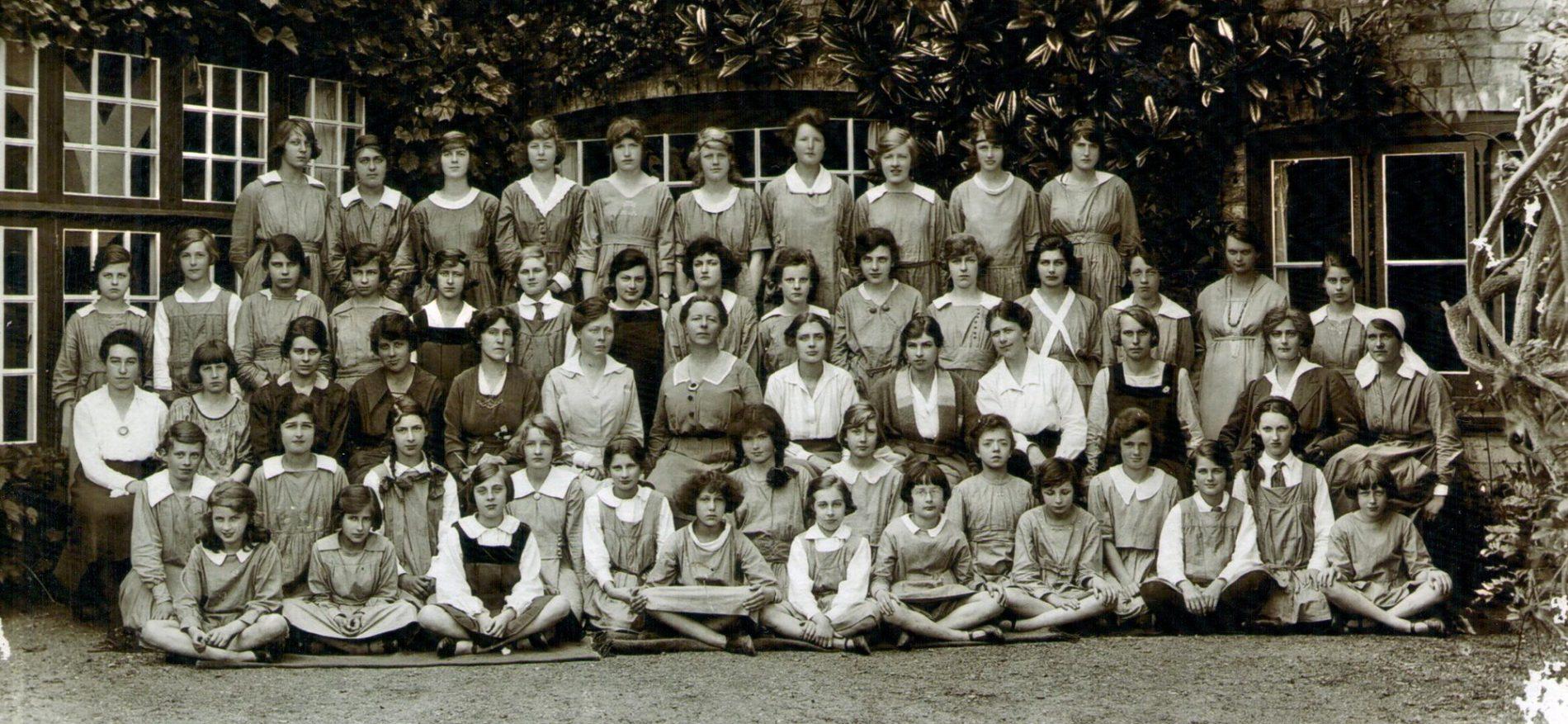 Maltman's Green School Historical Photo