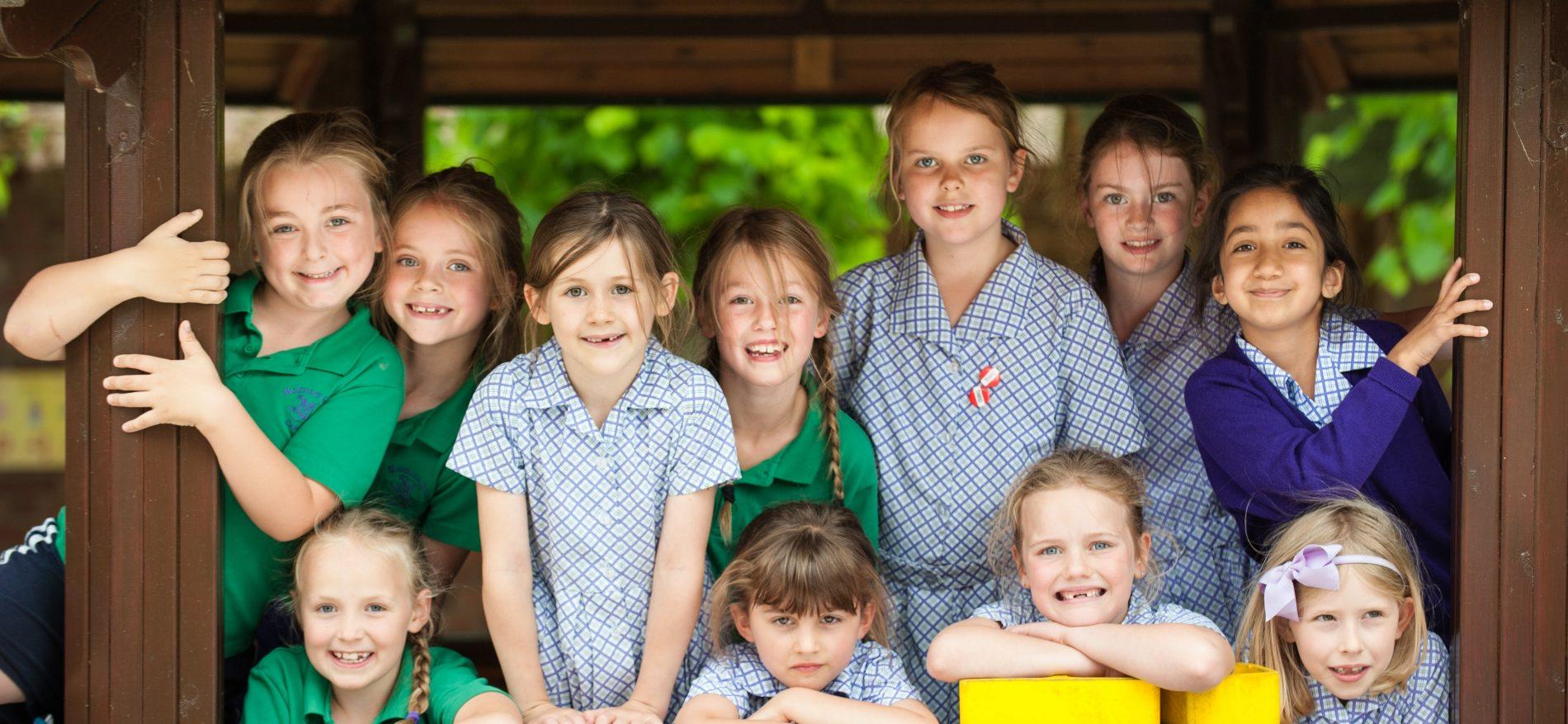 school girls maltmans green