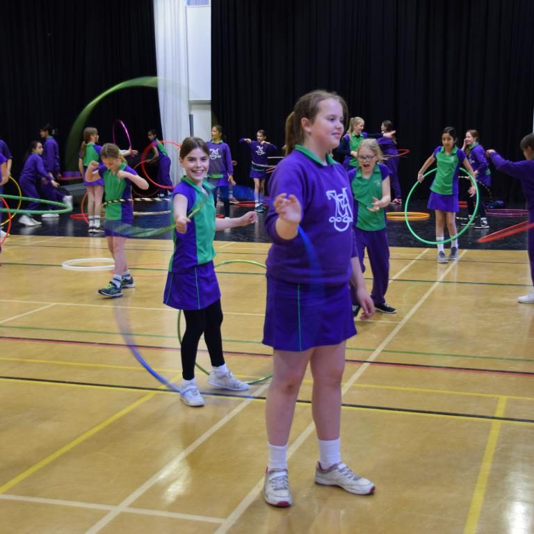 Hula Hoop Workshop